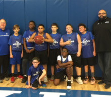 Scottsville Athletic Association Boys' Wildcats Win at Home