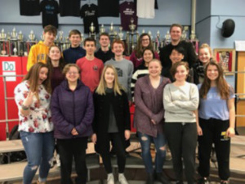 HF-L Music students shine at Solo Festivals