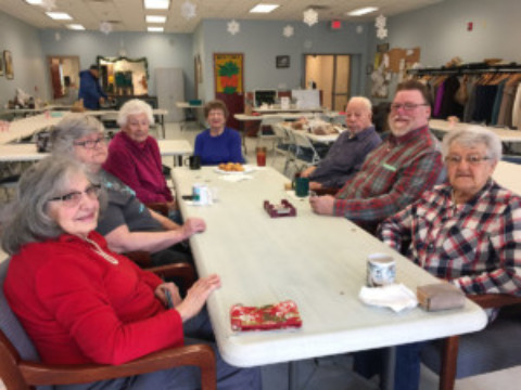 Wheatland Senior Center: Support for Aging in Place
