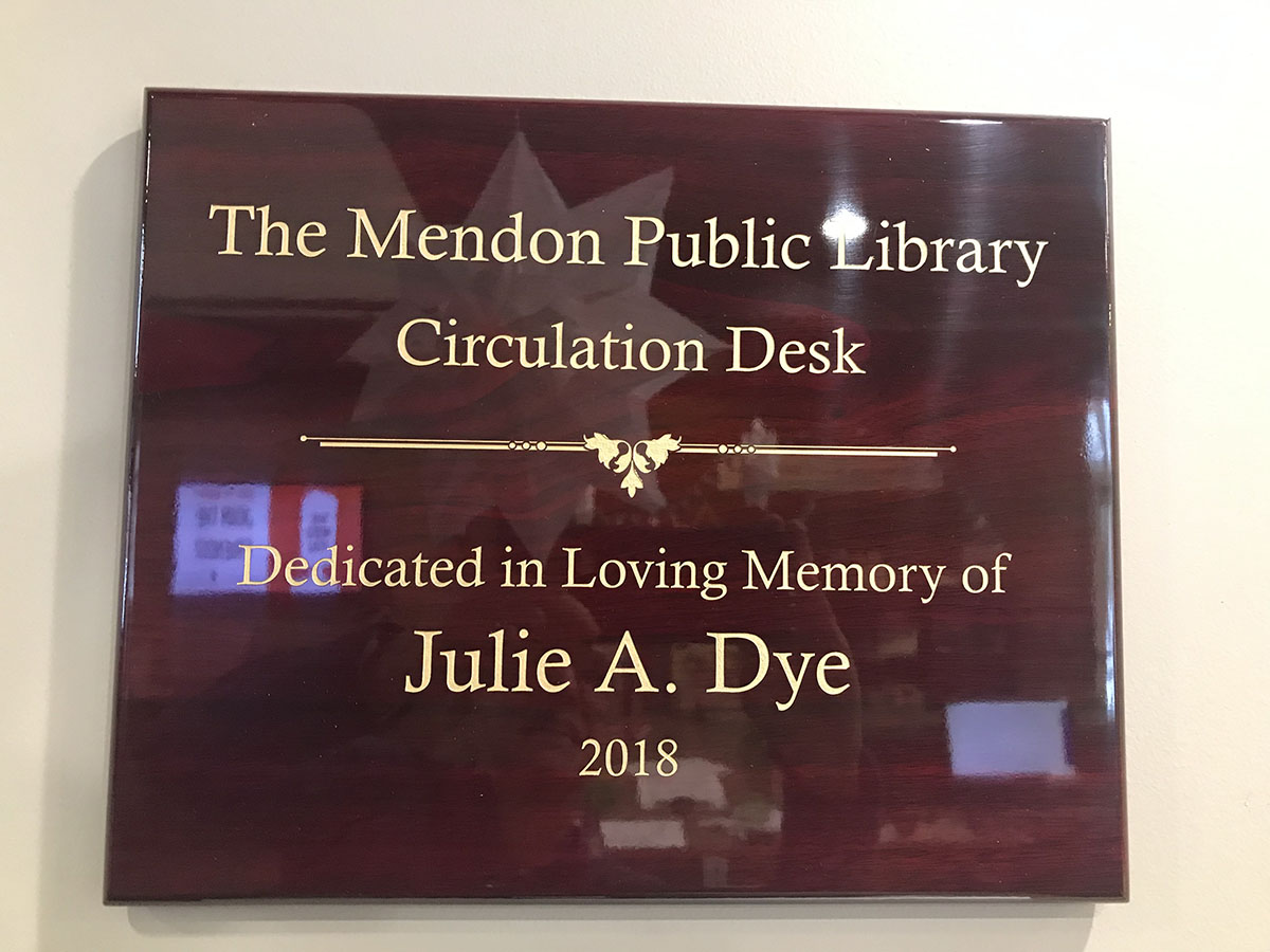 Mendon Public Library Eases into Spring with New Hours and More Accessibility