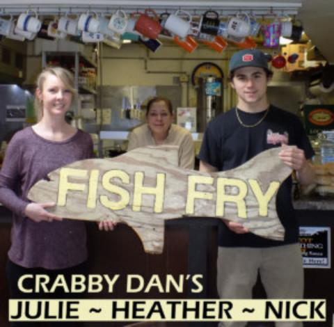 Crabby Dan's is #1 in Greater Rochester Area