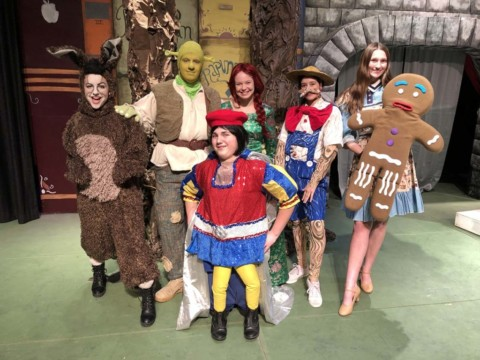 "Wheatland-Chili Drama Club performing ""Shrek The Musical"" next weekend"