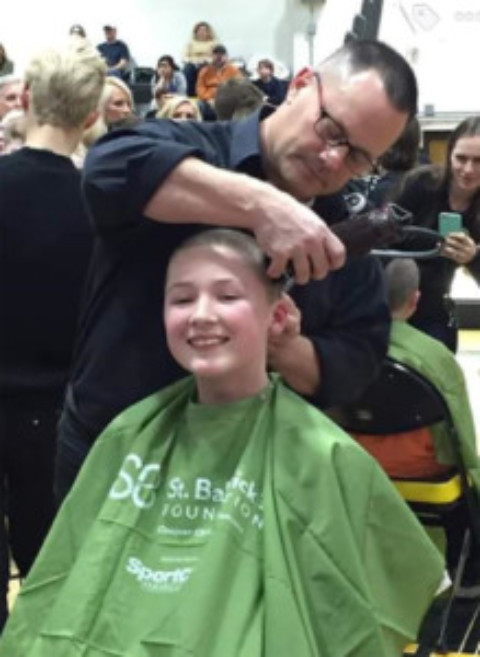 HF-L Manor School fundraiser nets over $13,000 for St. Baldrick's