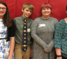 HF-L students performed as members of All County music ensembles