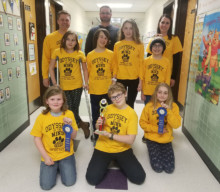 HF-L Manor School Odyssey of the Mind teams earn top spots