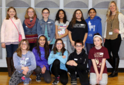 Mock Newbery Club Brings Students Together