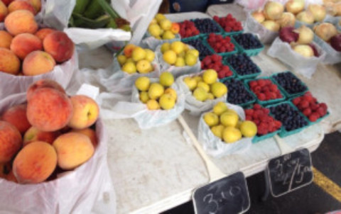 Scottsville's Midweek Farmers' Market Is Back for the 2019 Season