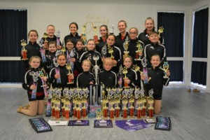 HF-L Dance Centre collects numerous awards