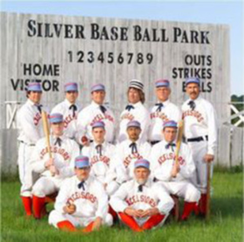 Genesee Country Village and Museum to host vintage baseball August 9-11