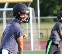 HF-L football camp concludes; varsity football season nears