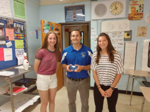 Wheatland-Chili National Honor Society announces 2019 Teacher of  Excellence Award