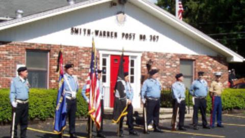 Smith-Warren Post 367 in Scottsville celebrates  100th anniversary