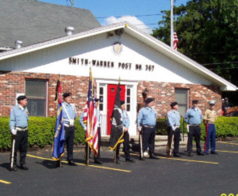 Smith-Warren Post 367 in Scottsville celebrates  100th anniversary
