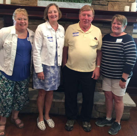 HF-L Retirees celebrate