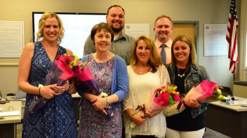Wheatland-Chili Staff Members Appointed Tenure
