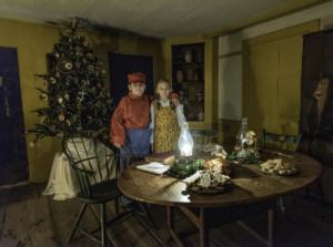 Yuletide Traditions Come to Life at Genesee Country Village & Museum