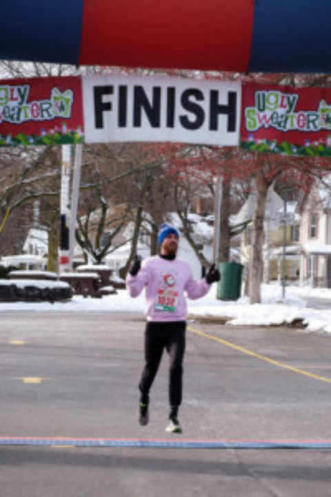 Second Annual Rochester Ugly Sweater Race Results