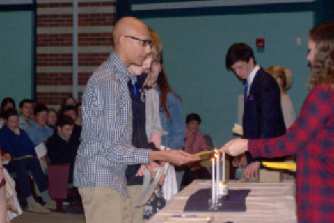 HF-L National Honor Society gains 71 new members