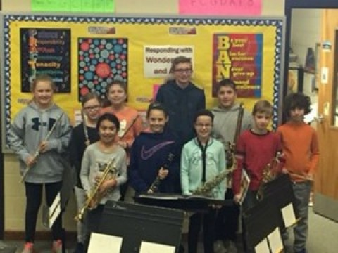 HF-L students participated in solo fests