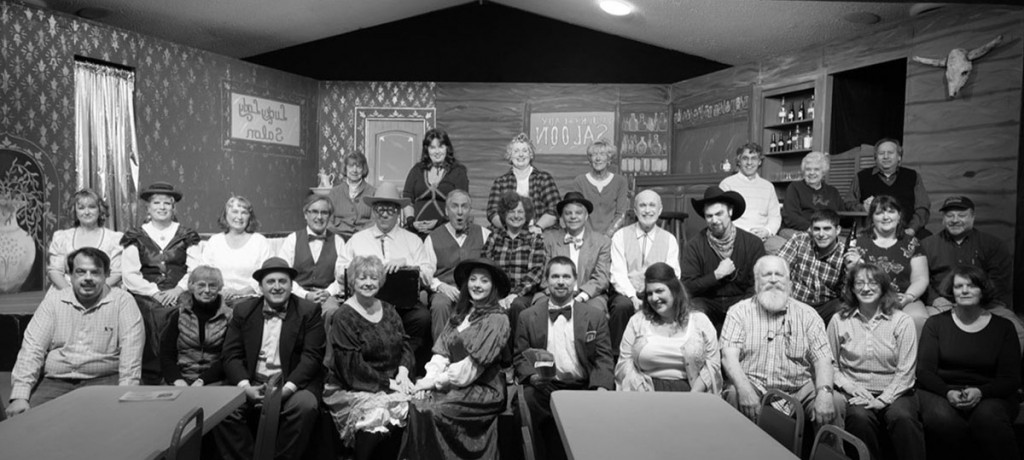 Monsignor Schnacky Community Players have two more weekends for their show
