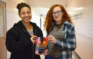 Wheatland-Chili High School Student Writers  Get Published