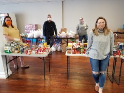 Grassroots Group Comes Together to Help Those in Need