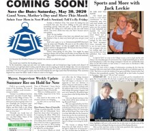 May 7, 2020 Issue of <em>The Sentinel</em>