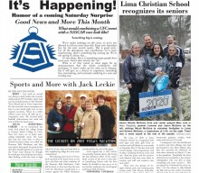 May 14, 2020 Issue of <em>The Sentinel</em>
