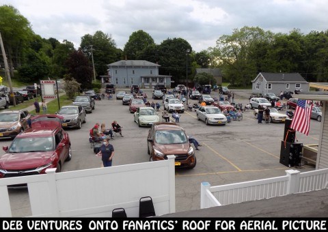 Lima Drive-In Concerts at Fanatics off to good start