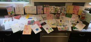 HF-L Middle School students took part in Random Acts of Kindness
