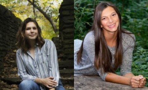 Wing and Clar are valedictorian and salutatorian at Wheatland-Chili