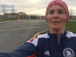 Alyxandra Sherwood to run virtual Boston Marathon