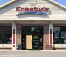 Crosby's in Mendon robbed; cigarettes stolen