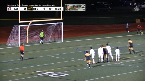 Sentinel Broadcasts 2020 HFL Soccer Games