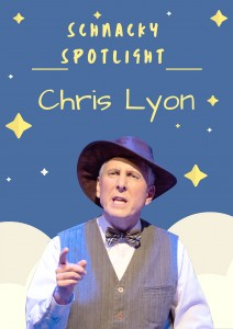Monsignor Schnacky Community Players spotlight Chris Lyon