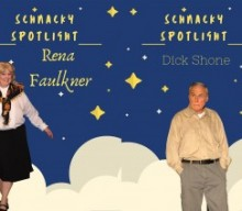 Monsignor Schnacky Community Players spotlights Rena Faulkner and Dick Shone