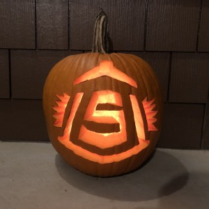 HF-L High Interact Club organizes Pumpkin Hunt