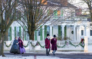 Genesee Country Village & Museum Brings the Charm of the Holidays to Life with New and Returning Events