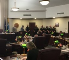 Board of Supervisors Recognizes Heroism, Bravery and Professionalism of Livingston County Sheriff's Office