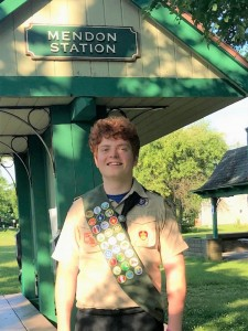 Matt Dobner looking for support for  Eagle Scout Project