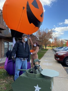 Rotary Interact Group's Halloween event a big success