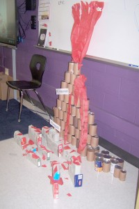 Manor students' creativity helps others