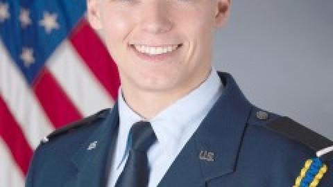 Keegan Evans of Lima named to prestigious Euro-NATO Joint Jet Pilot Training Program