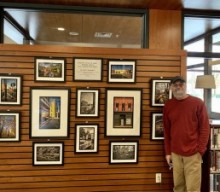 """Paul Bergwall shares photos from fine photography series: """"Staying close to home, Honeoye Falls (the coronavirus days)"""""""