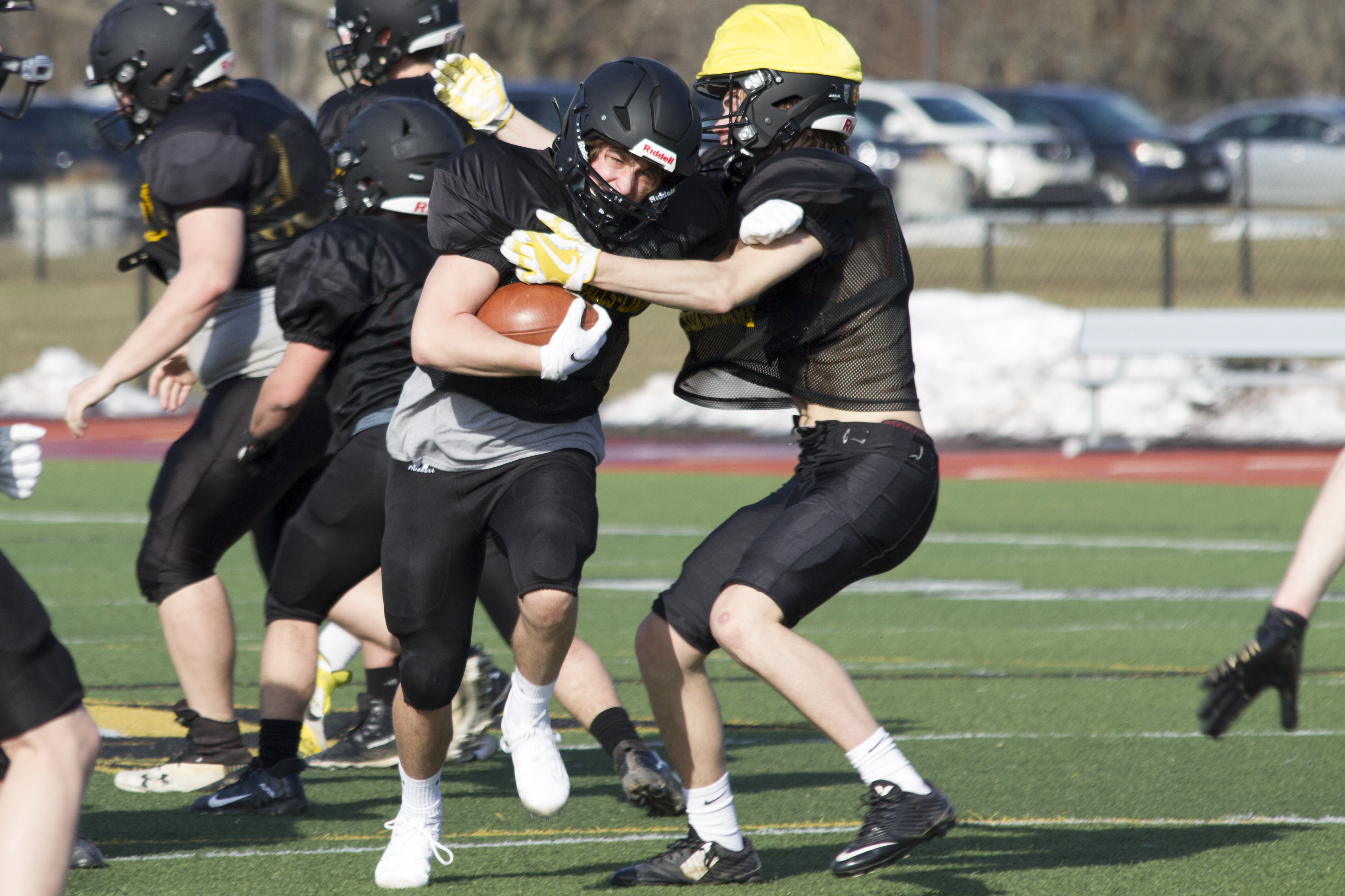 Unfinished Business: HF-L Football poised to pick up where it left off in 2019