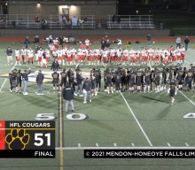 HF-L Football to Host Pal-Mac in Semifinal Playoff Game