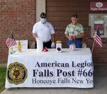 Local Legion Post to Hold Poppy Days