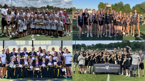 HF-L Wins Four Sectional Championships in Three Days