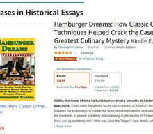 Mendon Author's Book #1 on Amazon