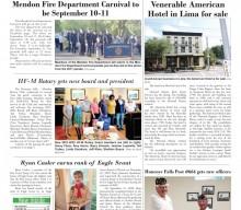 July 15, 2021 Issue of <em>The Sentinel</em>